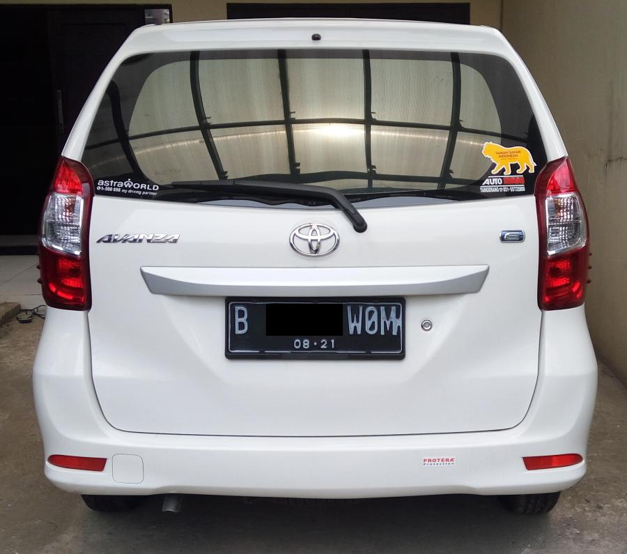grand all new avanza 2016 harga veloz 1.5 a/t over kredit kondisi 99 9 km 1300 toyota