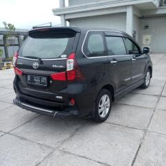 Foto Grand New Avanza Spesifikasi Agya Trd Toyota All Veloz 1.3 2016 Matic Hitam ...