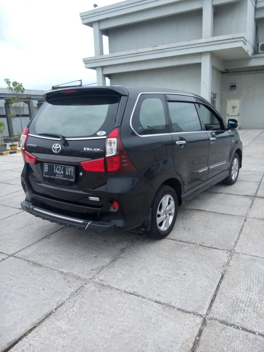 harga toyota grand new avanza 2016 agya trd s 2018 all veloz 1.3 matic hitam ...