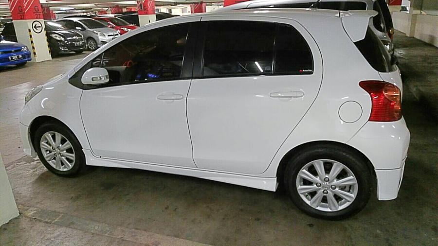 toyota yaris trd sportivo manual ukuran wiper grand new avanza veloz th 2012 km 55rb bekasi mobilbekas com 2017 02 25 09