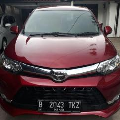 Grand New Veloz Warna Merah Toyota Avanza 2016 1 5 Th 2017 Manual Mobilbekas Com Jpg