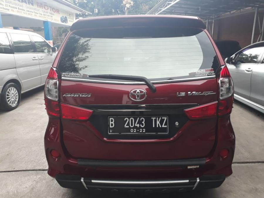 grand new veloz bekas all kijang innova vs crv toyota avanza 1 5 th 2017 manual mobilbekas com 6 jpg