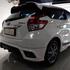 Harga New Yaris Trd Sportivo 2018 Dashboard Grand Avanza Toyota 2015 At Warna Putih Kondisi Bagus Yaris8 Copy