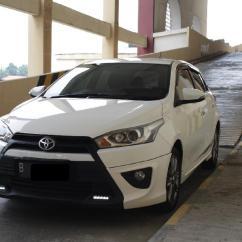 Harga Toyota New Yaris Trd 2014 Pelek Grand Veloz Sport Manual Simpanan Tangan Pertama Mobilbekas Com Img 0762 Jpg