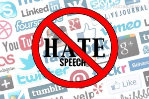Stop Hate Speech On Social Media