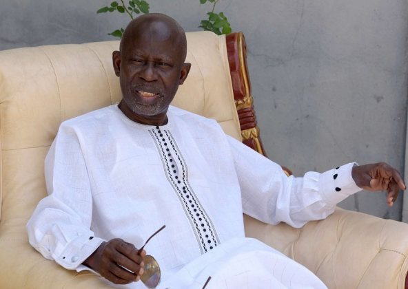Image result for GAMBIA VP DARBOE