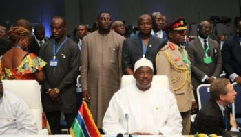 GAMBIA: BREAKING NEWS: PRESIDENT ADAMA BARROW IS SECRETLY NEGOTIATING FOR JAMMEH'S RETURN TO THE GAMBIA WITH DICTATOR OBIANG!