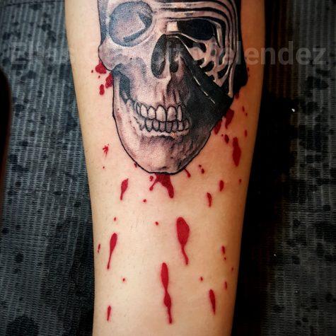 Kylo's Skull