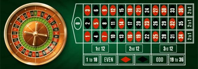 Roulette - Online Casino