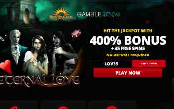 Sun Palace Casino : Get 400% Exclusive Bonus + 35 Free Spins