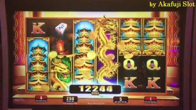 slot machine wins 2017