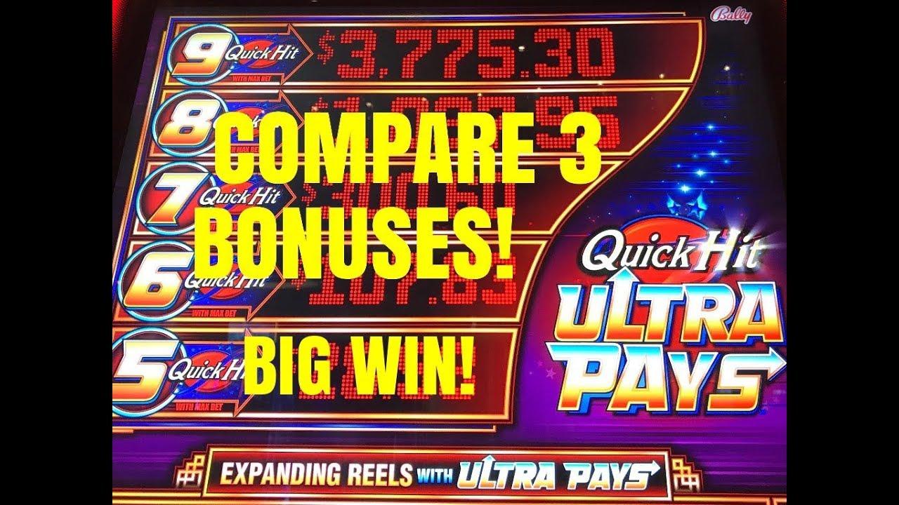 Quick hits slot machine bonus 500 poker chip set breakdown
