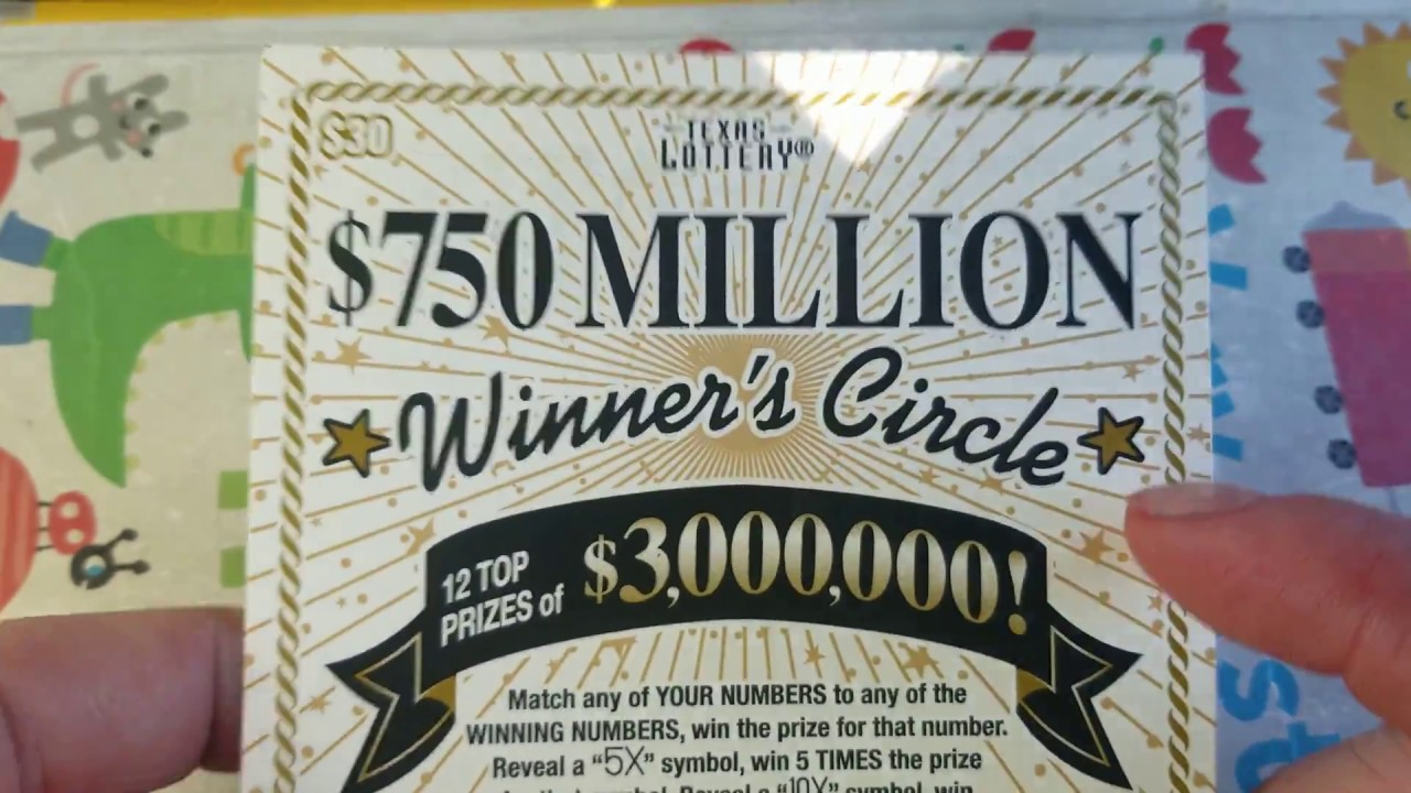Madison : Texas lottery scratch off ticket odds
