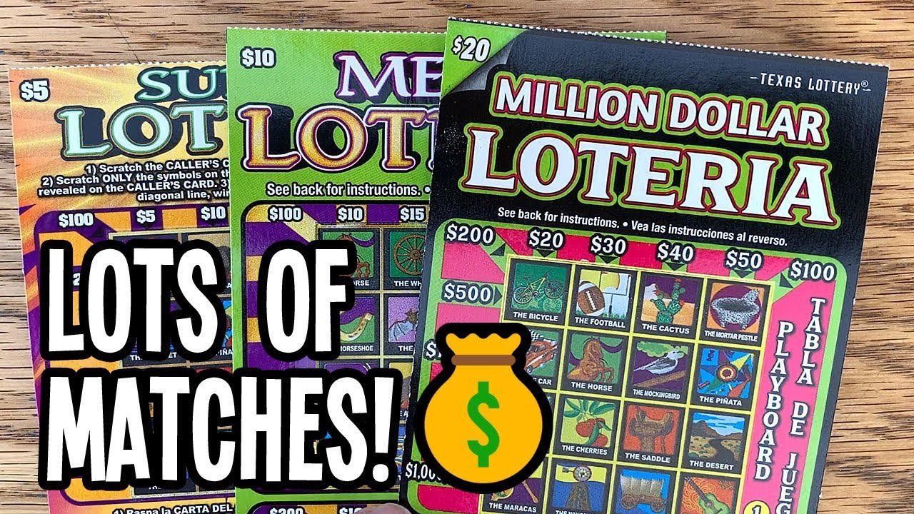 💰 LOTERIA TIME with a Big Win! ✪ TEXAS LOTTERY Scratch Off Tickets