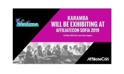 Karamba returning to AffiliateCon Sofia this year
