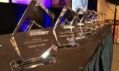 Affiliate Summit Pinnacle Awards