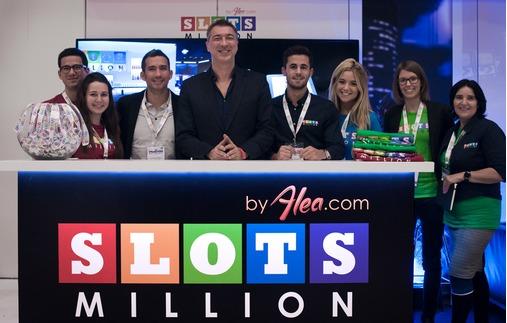 Slots Million at BAC 2016