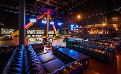 Brooklyn Bowl London