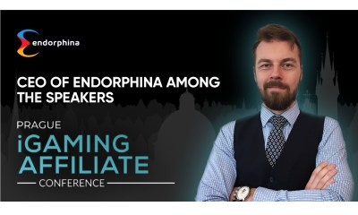 Endorphina's CEO will be a speaker at Prague iGaming Affiliate Conference
