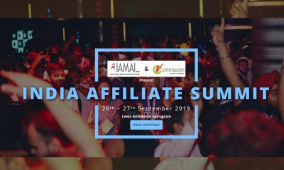 India's Biggest Affiliate Gathering 'India Affiliate Summit' is back!