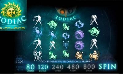 Zodiac by Slotland
