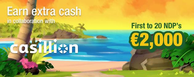 casillion cash