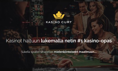 High Roller Factory acquires Kasino Curt and hires a Finnish reality TV star to promote it