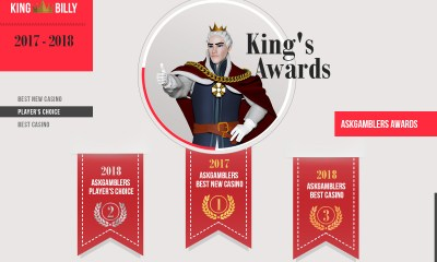 King Billy Awards 2018