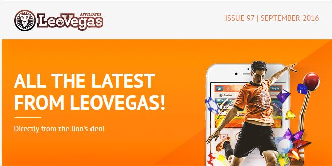 LeoVegas News