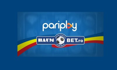 Pariplay Announces Partnership with Prominent Romanian Operator Baumbet