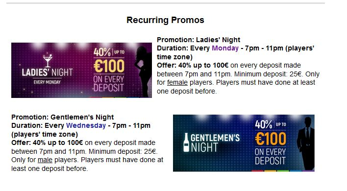 slotsmillion recurring promos