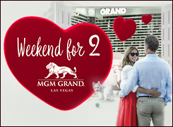 weekend for two promo