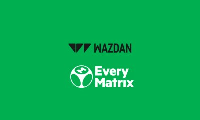 Wazdan signs with EveryMatrix