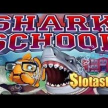 Teachers and Pupils Survive Deadly Shark Attack — Free Spins in New Shark School Slot