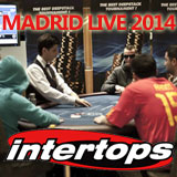 Two Intertops Tournament Champions Playing in $400,000 Madrid Live Deep Stack Poker Festival All Expenses Paid