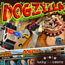 Snap Up Tasty Dogzilla Bonuses From Lucky Club Casino