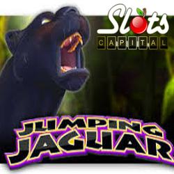 jumping jaguar slot from rival gaming at slots capital casino