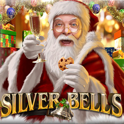 silver bells christmas slot from nuworks