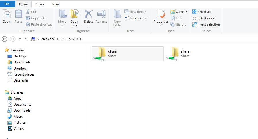 Turn Ubuntu 13 10 into a powerful file server - Tutorial and