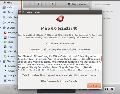 miro 6 ubuntu