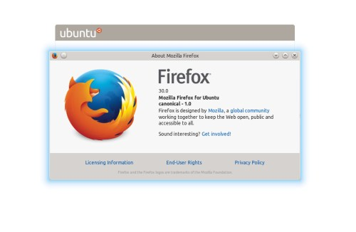 install firefox 30 kubuntu 14.04