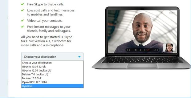 install skype 4.3 on pclinuxos 2014.05