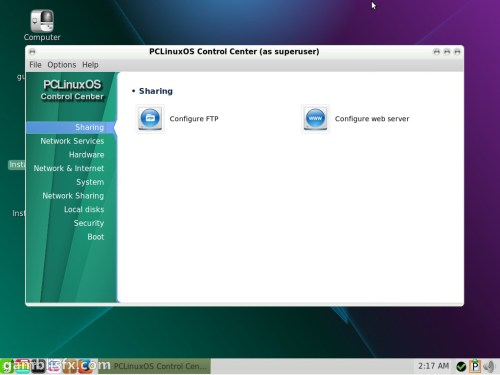 pcllinuxos 2014 screenshot 3