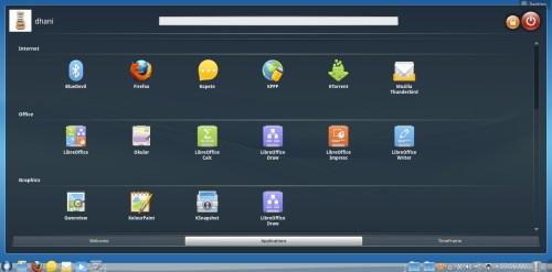 rosa linux 2012 marathon screenshot 2