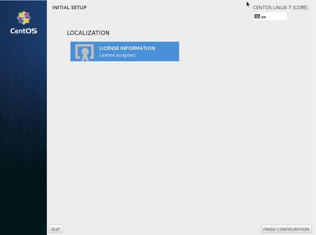 centos 7.0 installation tutorial 12