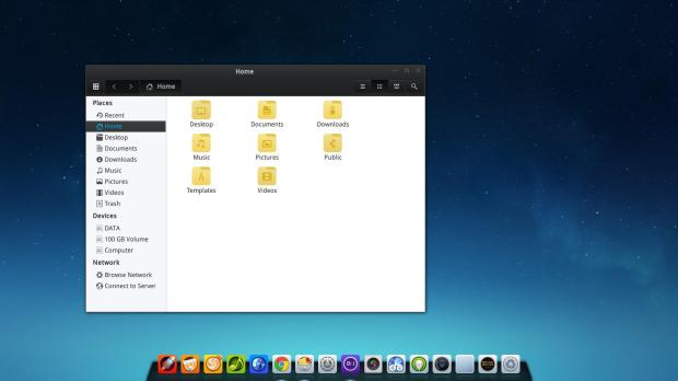 deepin 2013 screenshot 4