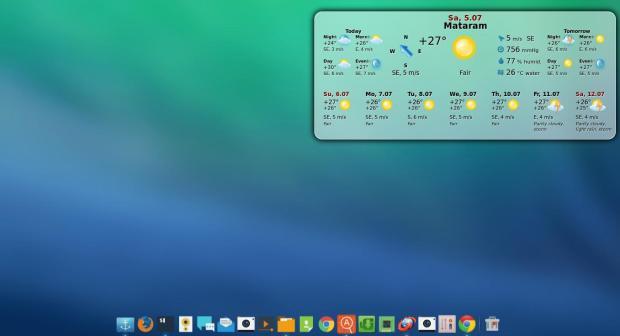 gis weather ubuntu 1