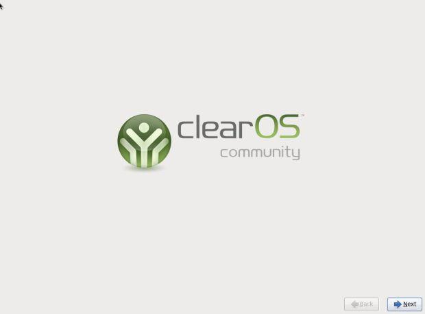 upgrade clearos 6.5 screenshot 1
