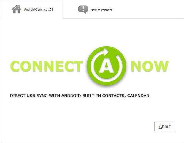 install android sync 6