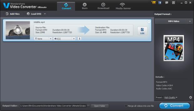 wondershare video converter ultimate 8.3.0 serial